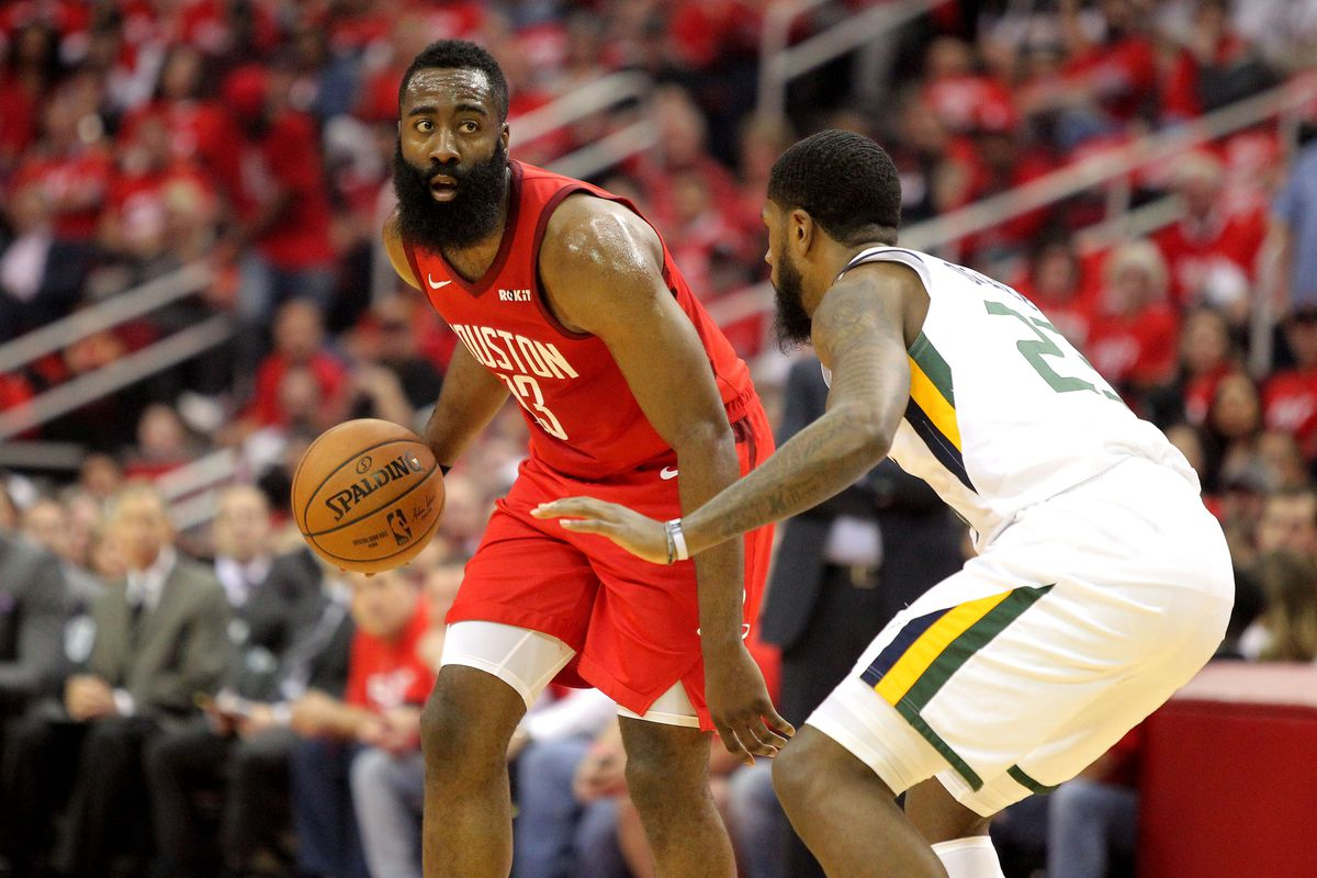 0ededb0cb8a Rockets advance in ugly victory over the Jazz - The Dream Shake