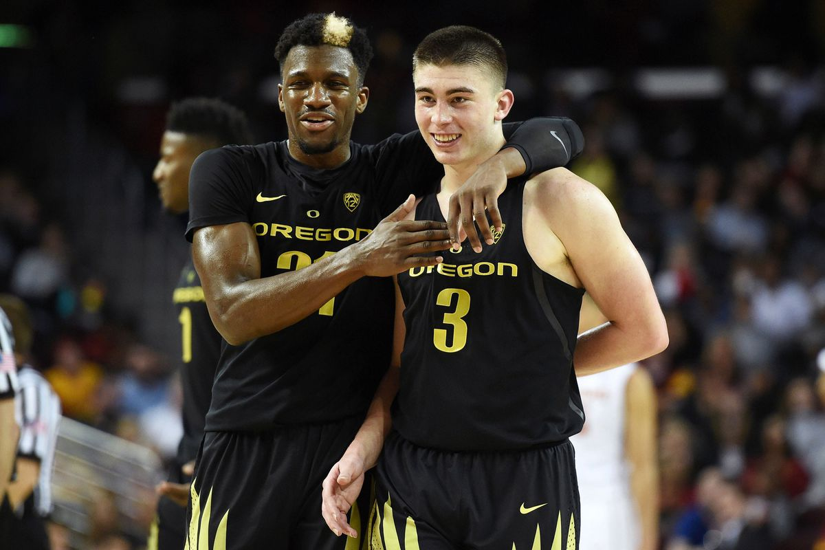 Dylan Ennis and Payton Pritchard (GettyImages)