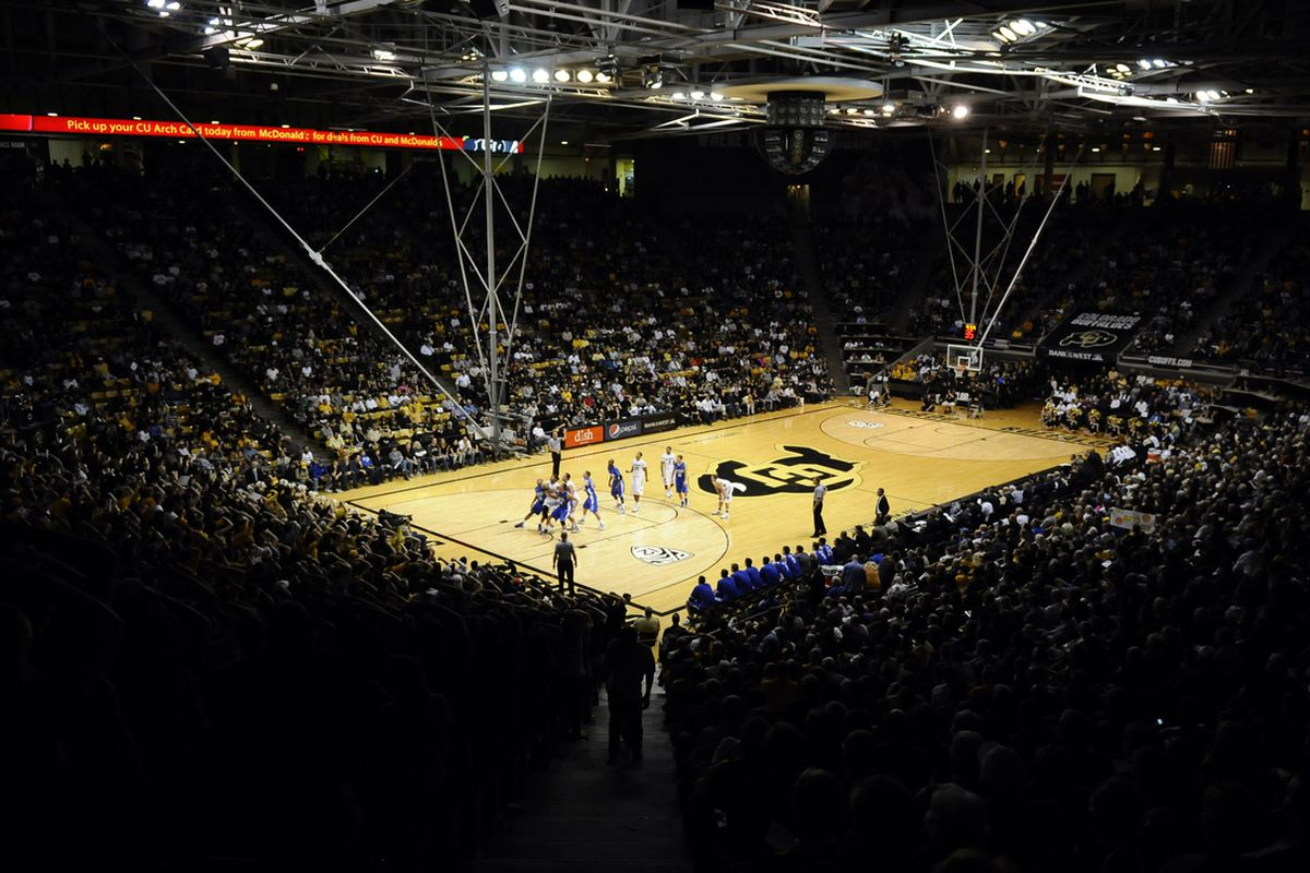 The Coors Event Center continues to be a difficult place to win.