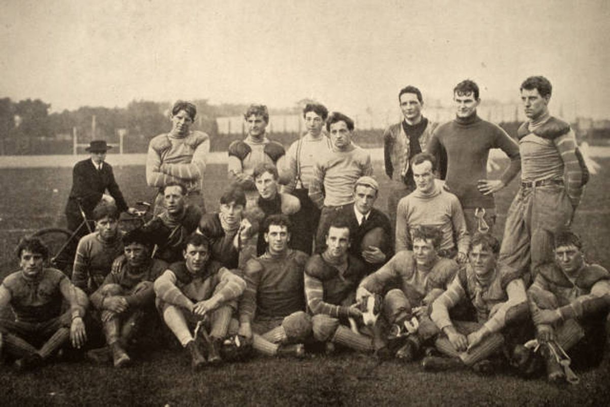 1903 UB Bulls - From the UBBlbraries Collection