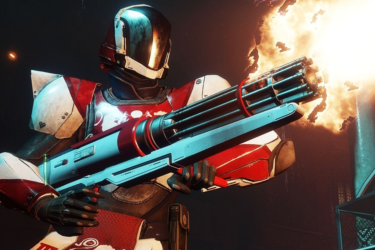 Destiny 2 Faction Rallies catalysts are earnable in Year Two - Polygon