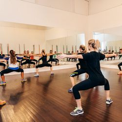 I exit the studio with an endorphin rush and aching glutes. True to its name, I DO feel re-energized. Body By Simone is an ace choice for anyone who doesn't mind some <b>intermediate choreography and craves a really good sweat</b>. I will say with confide