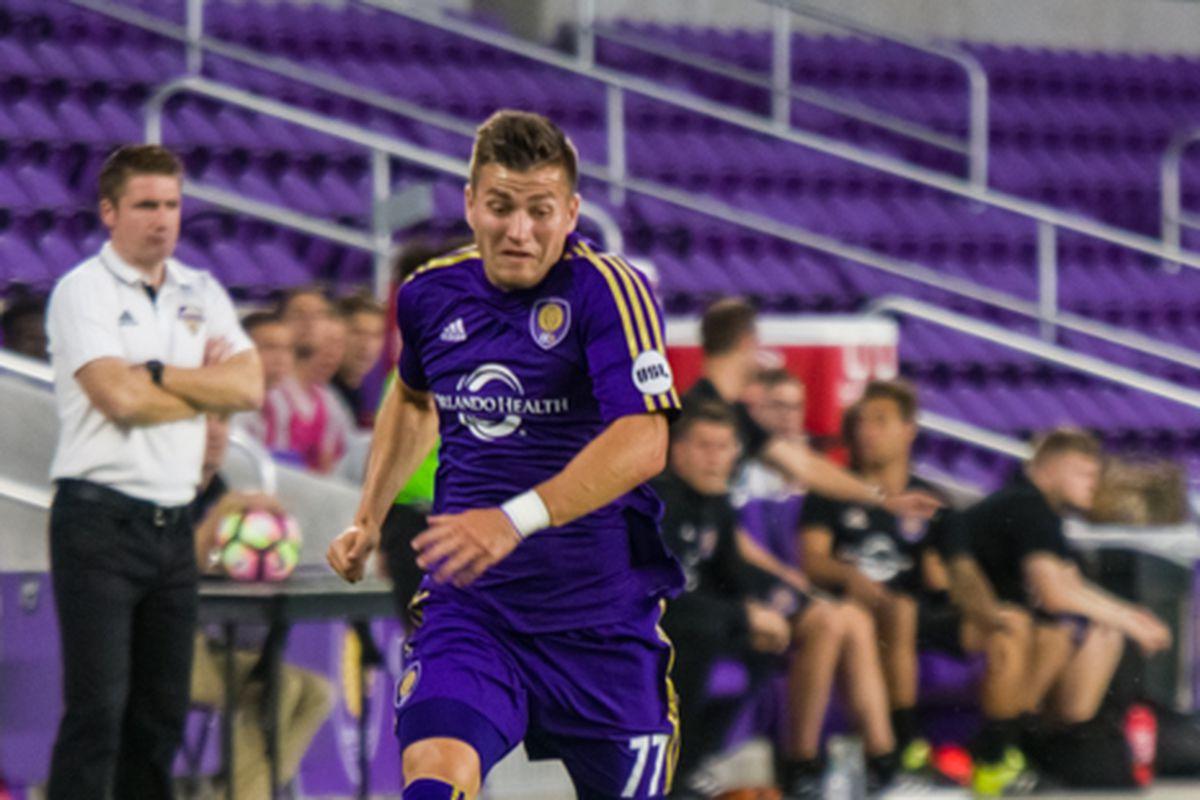 Orlando City B vs. Louisville City FC: Photo Gallery
