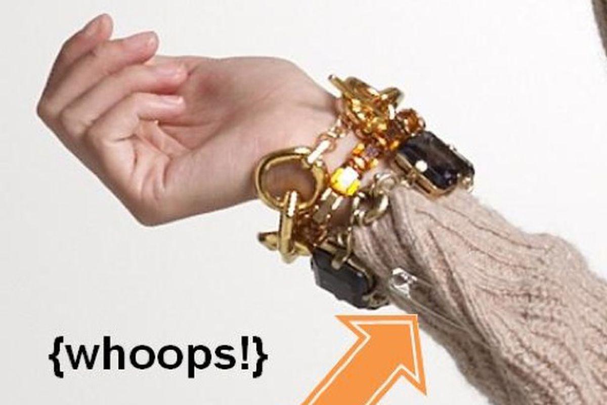 "Now we have to be worried about wankles, too? Image via <a href=""http://jcrewaficionada.blogspot.com/2009/11/jcrews-pinning-habit-cmon-now.html"">J.Crew Aficionada</a>"