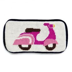 """Scooter Sunglass Case, $42 at <a href=""""http://www.jonathanadler.com/scooter-sunglass-case/?cat=1046"""">Jonathan Adler</A>"""