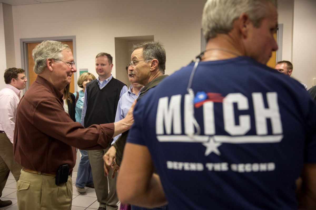 mcconnell shirt