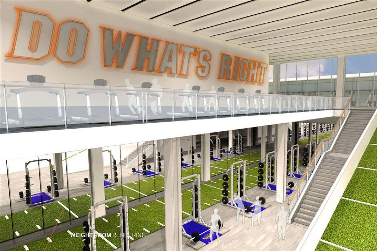 Florida Unveils 100 Million Facility Upgrades Initiative