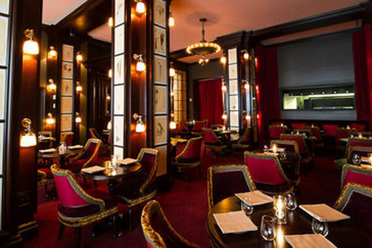 5 Stars For Nyc S Nomad A Strip Club Steakhouse In Sf Eater