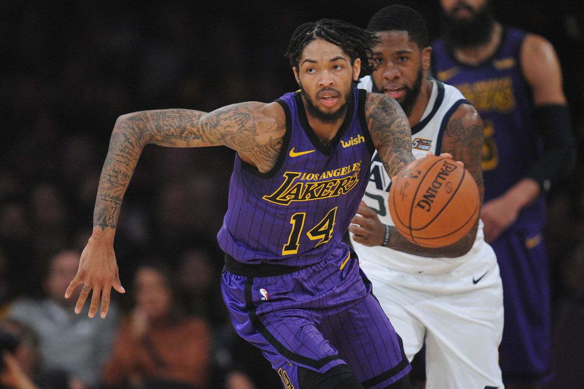 4f02ad90d75 Anonymous Lakers executive thinks it s  too early  to judge Brandon Ingram