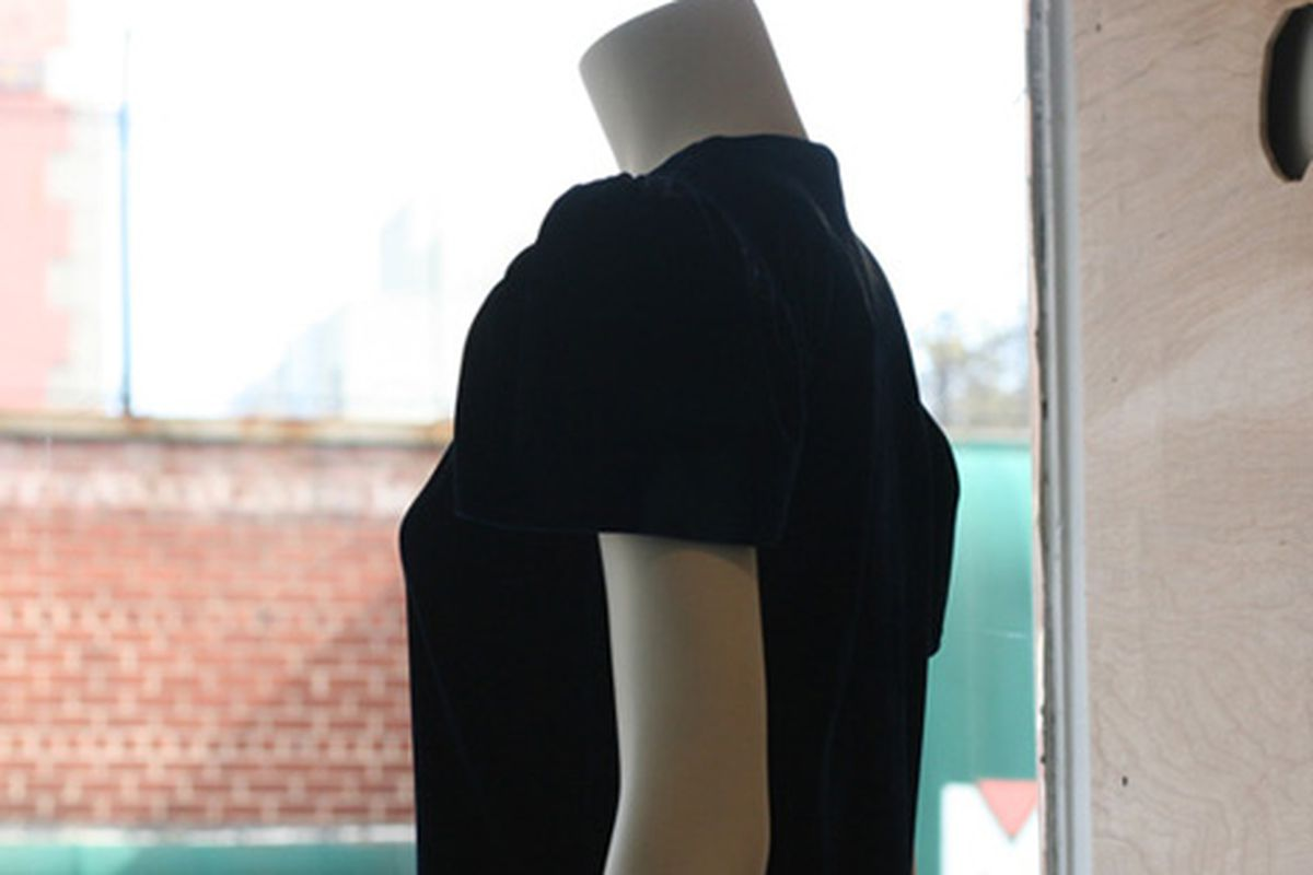 """Pensive Dear Fieldbinder mannequin via <a href=""""http://www.flickr.com/photos/31418704@N02/3992808636/in/pool-rackedny"""">Cherrypatter</a>/Racked Flickr Pool"""
