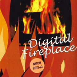 Michael-Bell Smith digital fireplace