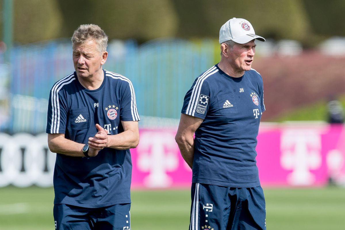 Bayern Muenchen Doha Training Camp