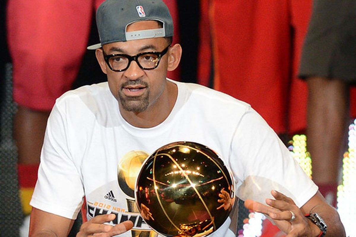 HEAT announce front office promotions Juwan Howard retires to