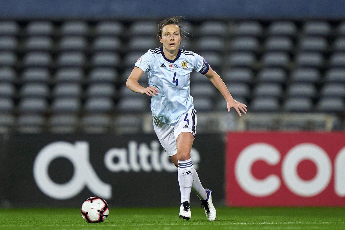 Portugal Women v Scotland Women - UEFA Women's EURO 2022 Qualifier