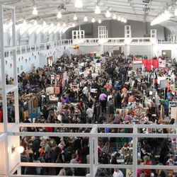 <i>Photo via SF Bazaar</i><br> The <strong>San Francisco Bazaar Holiday Show</strong> (formerly the Bazaar Bizarre) returns December 13th and 14th from 11am-6pm daily at the Herbst Pavillion in Fort Mason Center. Shop handmade items from more than 150 ar
