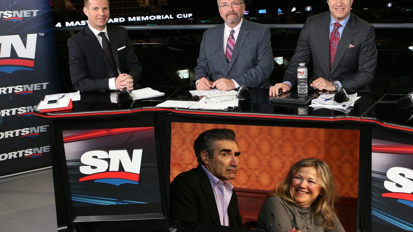 Zeitgeist Desperate Sportsnet Adds Sctv Cast To Hockey Central Trade Deadline Show Lighthouse Hockey