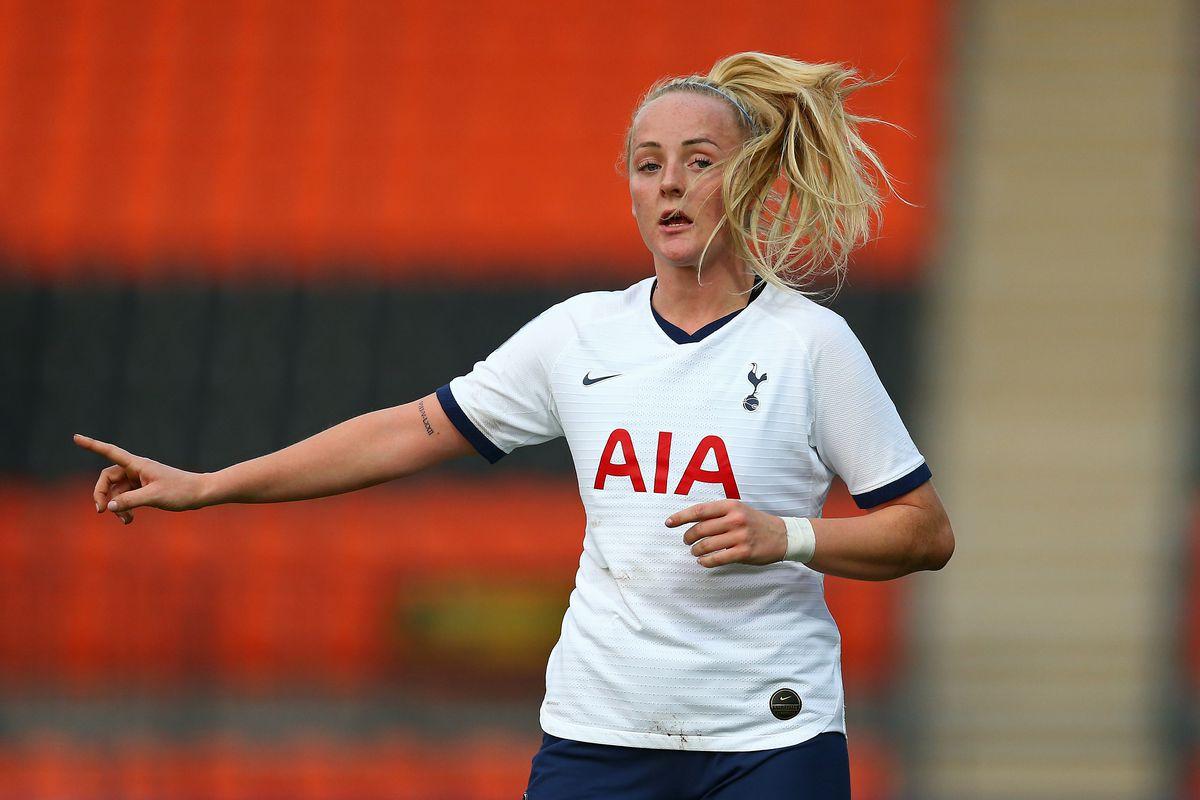 Tottenham Hotspur v Brighton & Hove Albion - Barclays FA Women's Super League