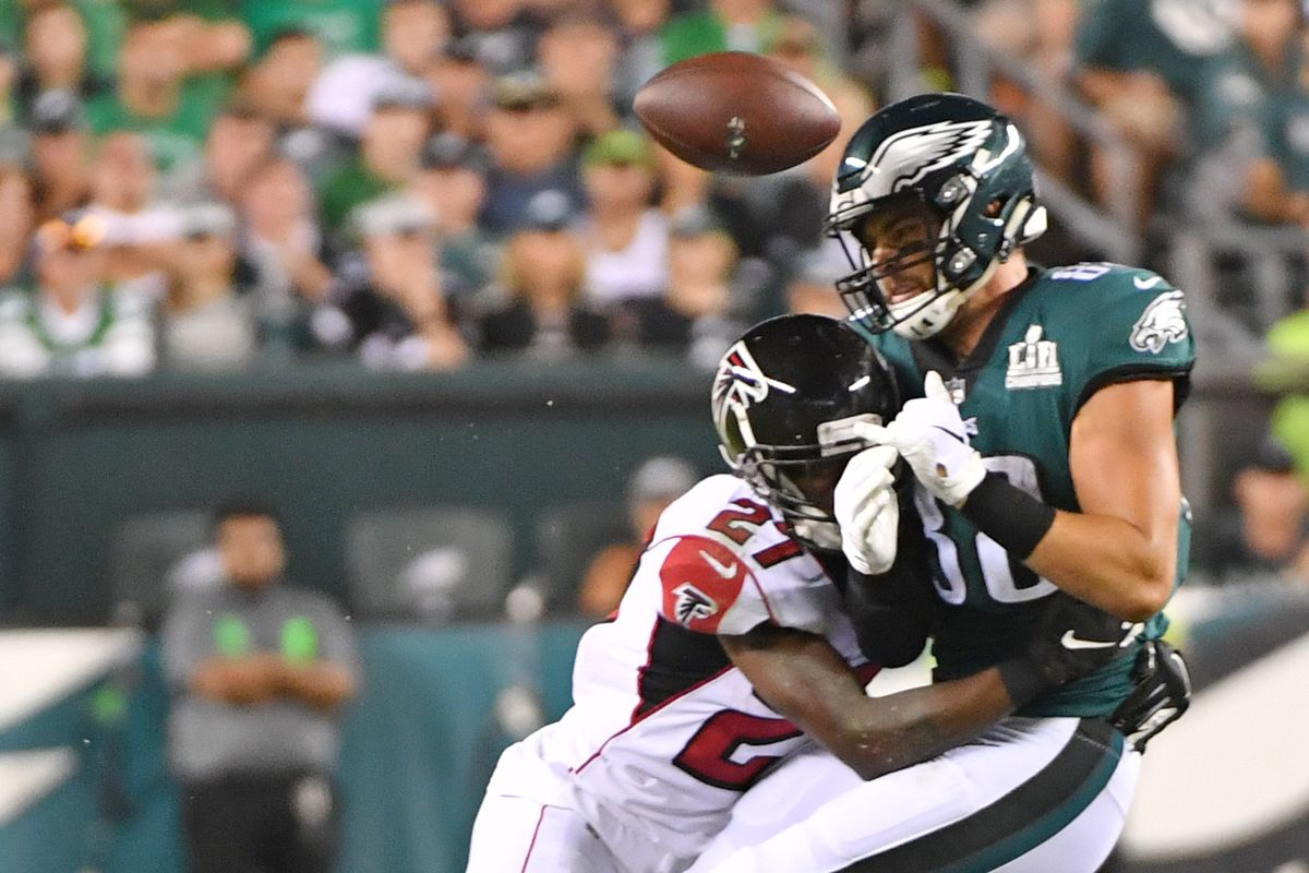 Eagles vs. Falcons snap counts  Some surprises in Philadelphia s Week 1 game 375232cb9