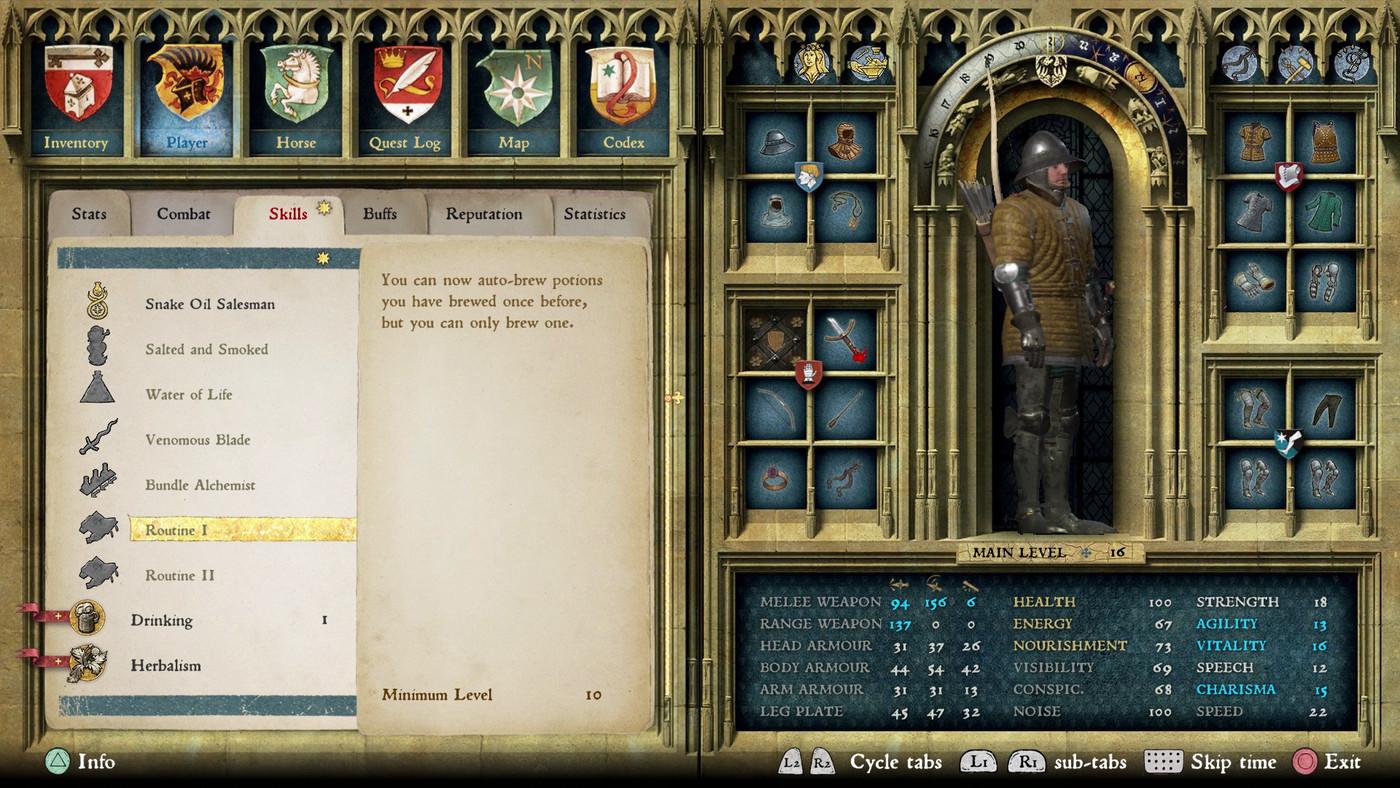 Kingdom Come: Deliverance guide: Alchemy and repairs - Polygon