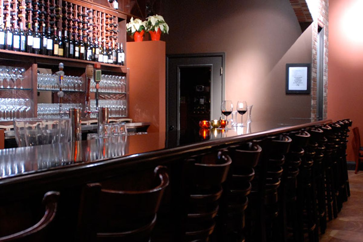 Difrancos team brings blueprint bar to uptown eater denver caveau wine bar official website malvernweather Gallery