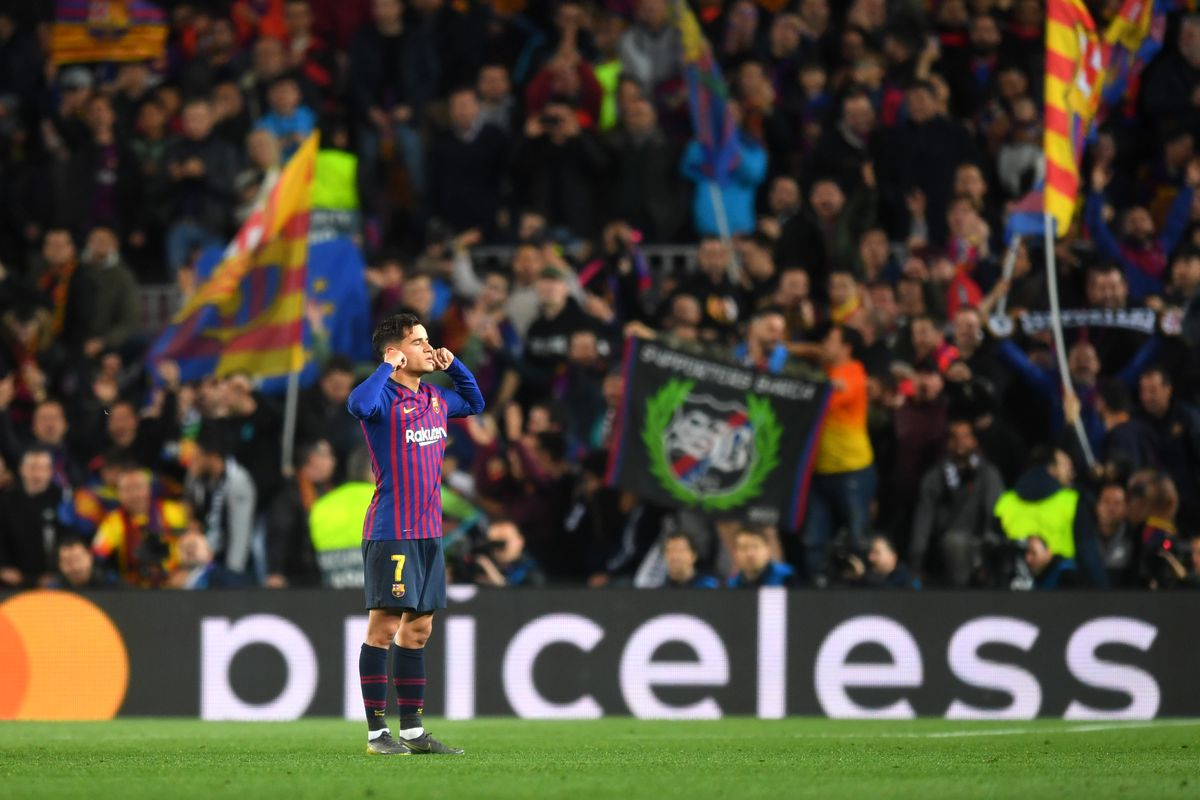 Philippe Coutinho explains goal celebration against Manchester United