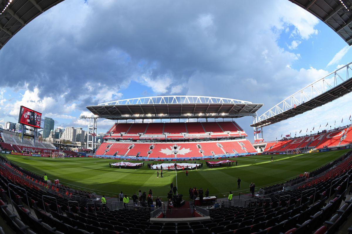 SOCCER: MAY 15 MLS - DC United at Toronto FC