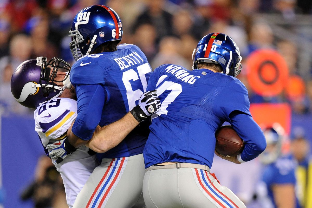 Probably one of the best sacks ever.