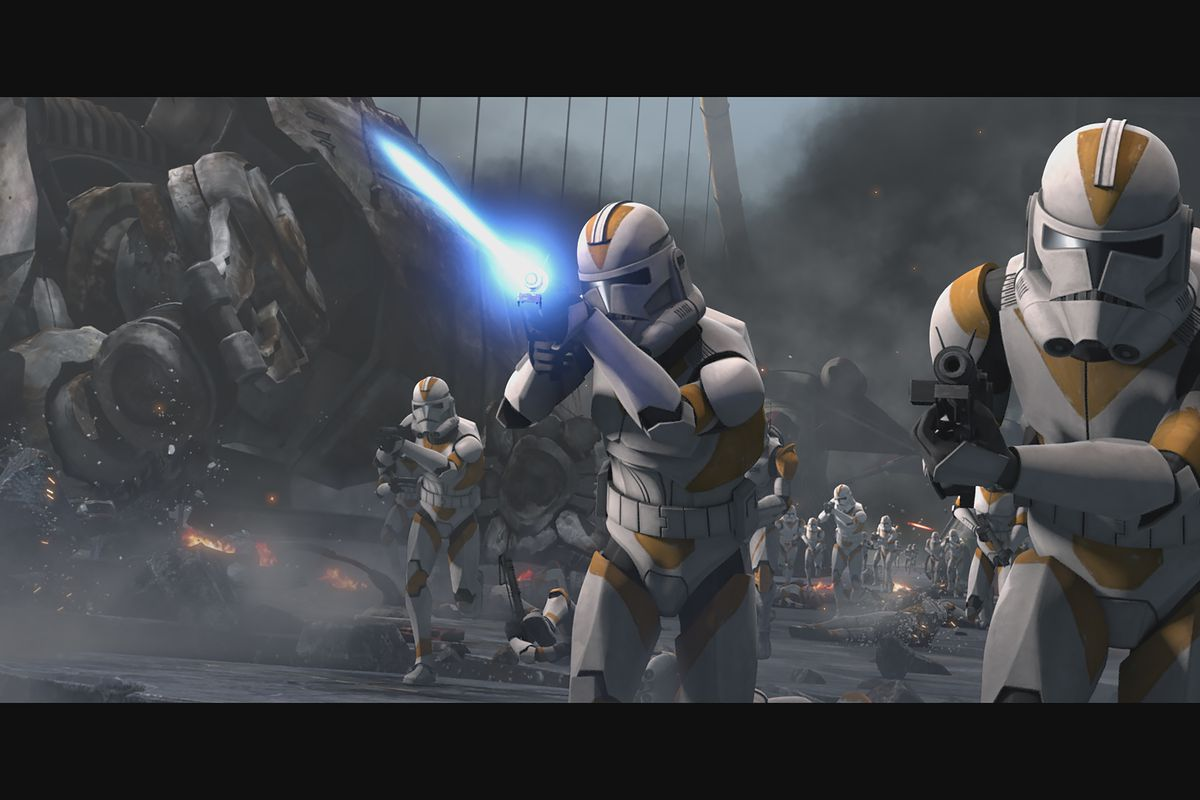 """Anakin and Obi-Wan must decide whether to help Ahsoka pursue Maul or rescue Palpatinein """"Old Friends Not Forgotten,"""" an all-new episode of """"Star Wars: The Clone Wars."""""""