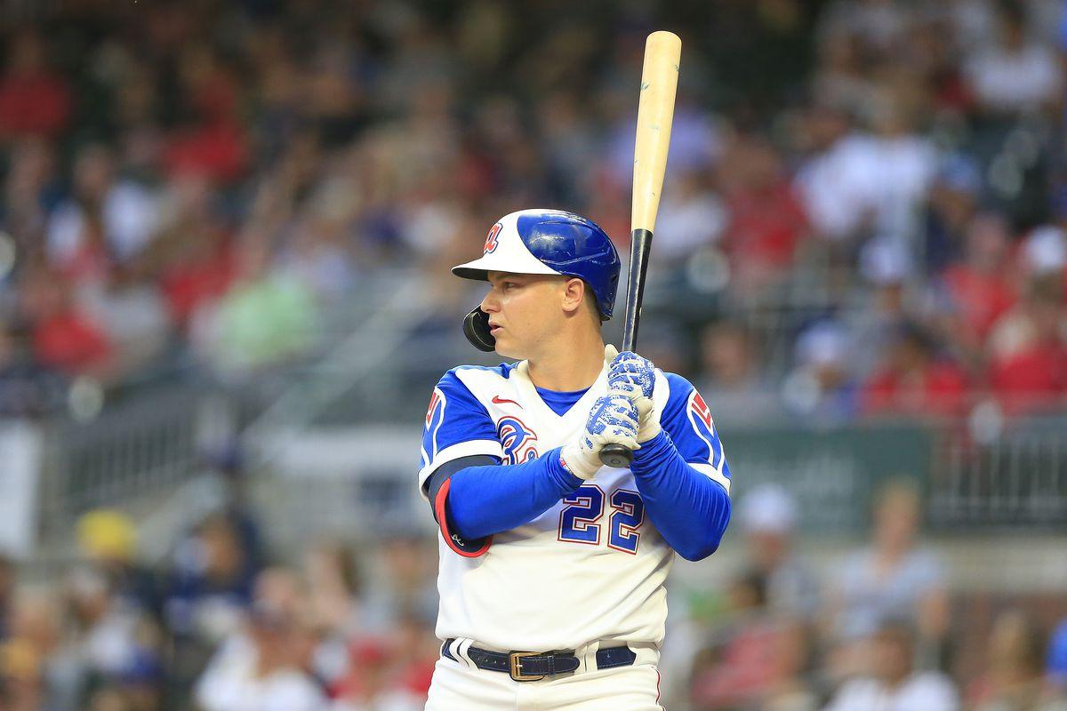 MLB: JUL 31 Brewers at Braves
