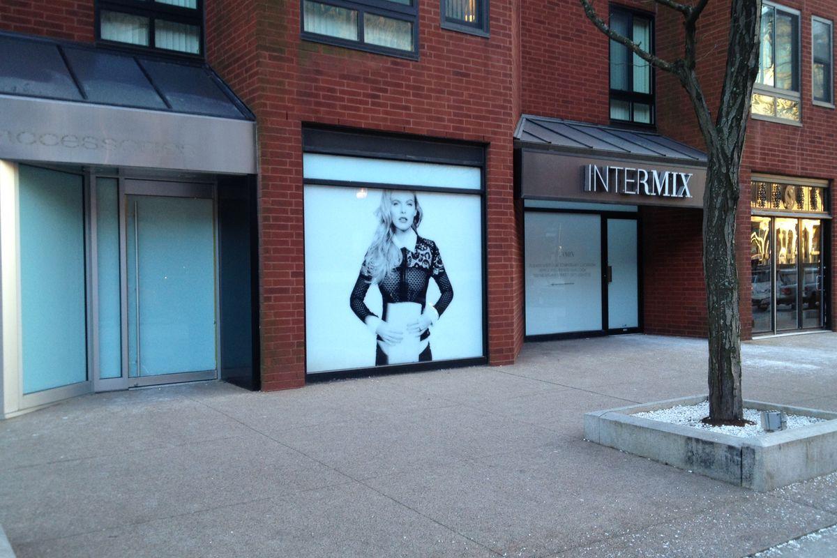 Original location, 186 Newbury Street