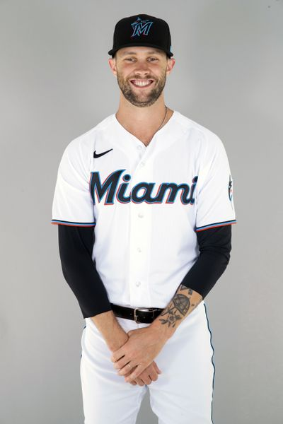 2021 Miami Marlins Photo Day