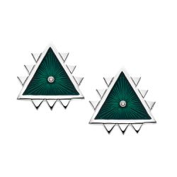Sisi studs, $150 (from $370)