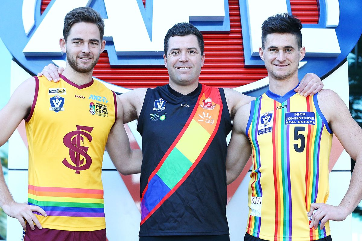 We Are Pride Cup Launch