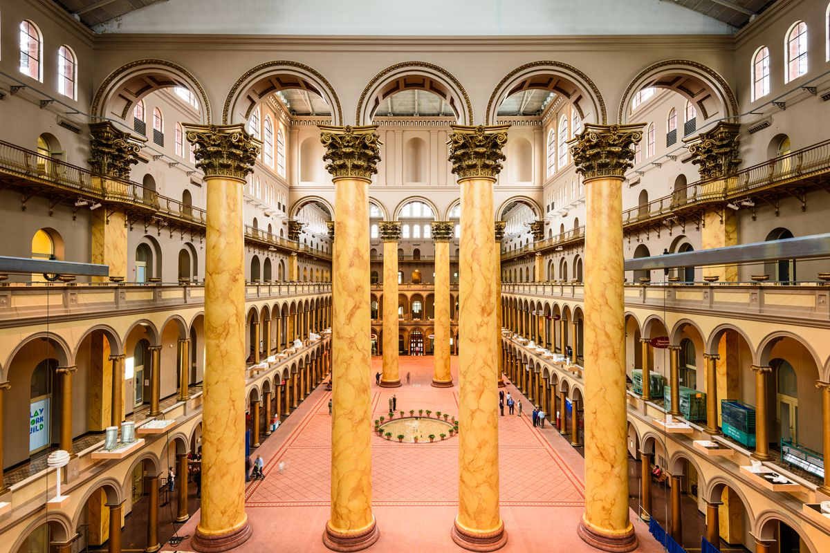 Building Museum S Interactive Summer Installation Will Open July 4 Curbed Dc