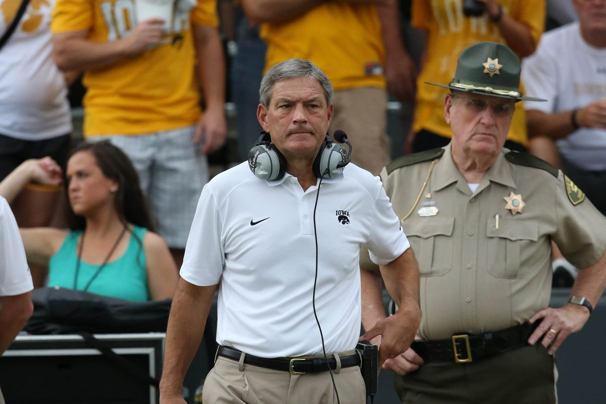 The one and only, Kirk Ferentz