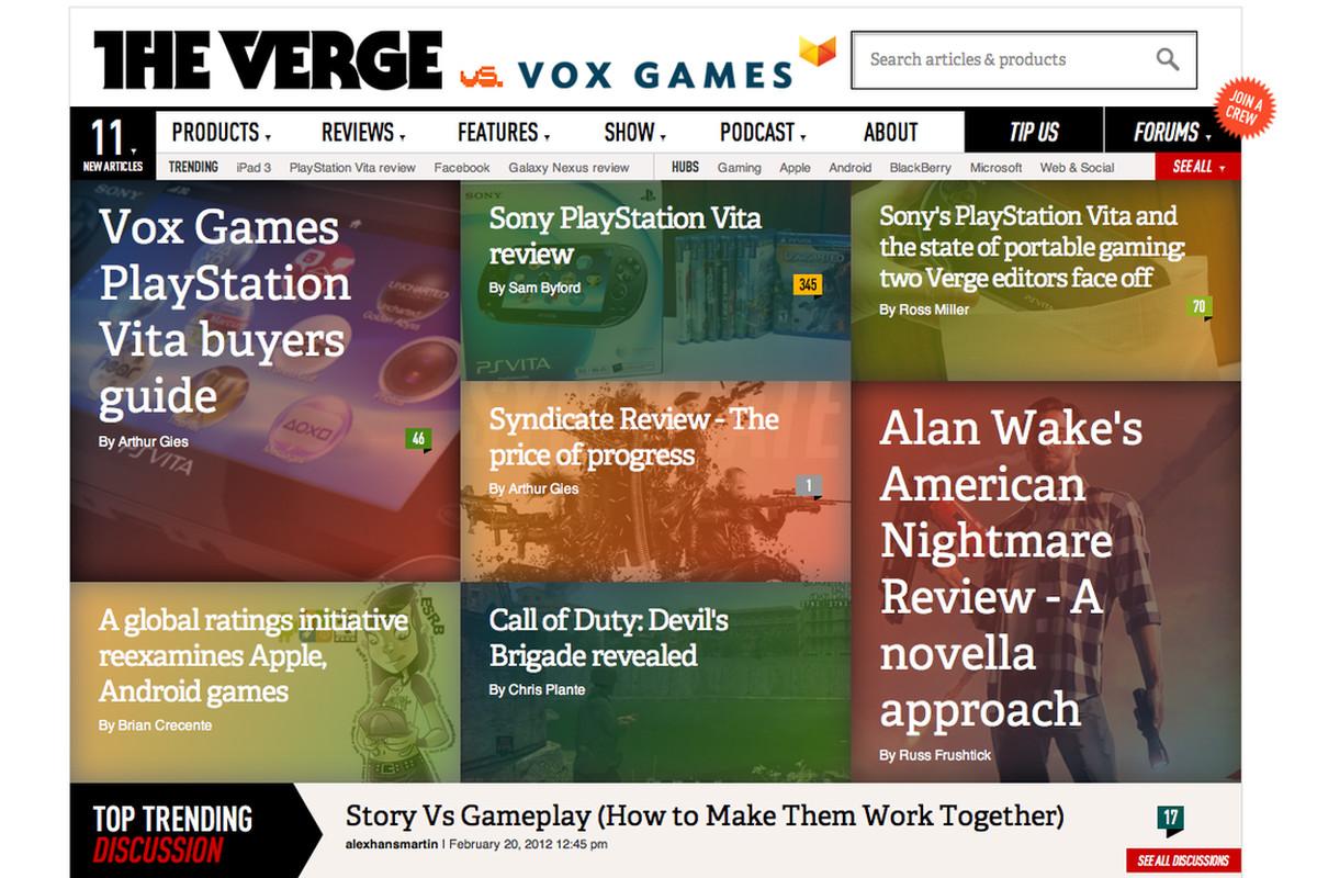 Vox Games