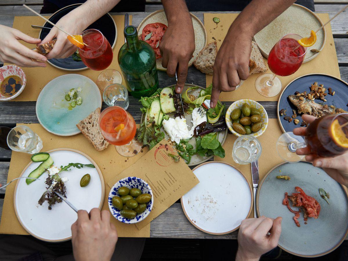 Ombra restaurant, hosting Sam Kamienko of Michelin-starred Leroy in December