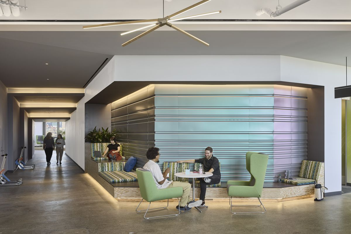 Google s new plan to create more accessible offices curbed for Google house design