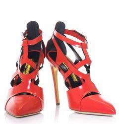 "<a href=""http://www.matchesfashion.com/product/172974"">Moki high heeled pumps by Rupert Sanderson</a>, $228.60 (were $953)"