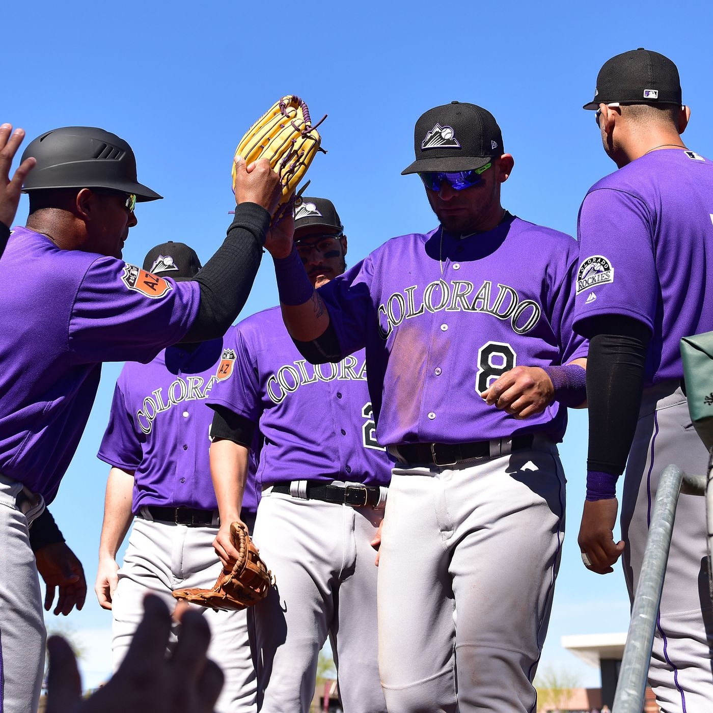 6fa91f18101 Are the Rockies due for an updated uniform design  Let s discuss - Purple  Row