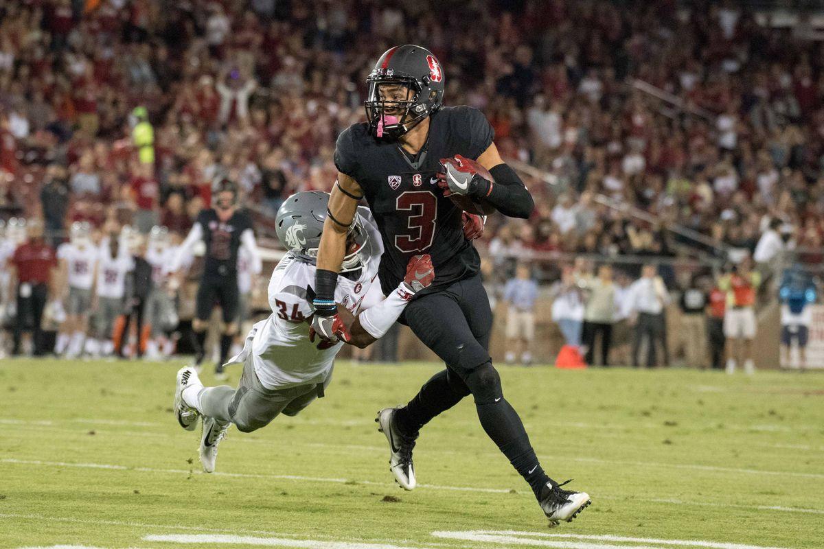 NCAA Football: Washington State at Stanford