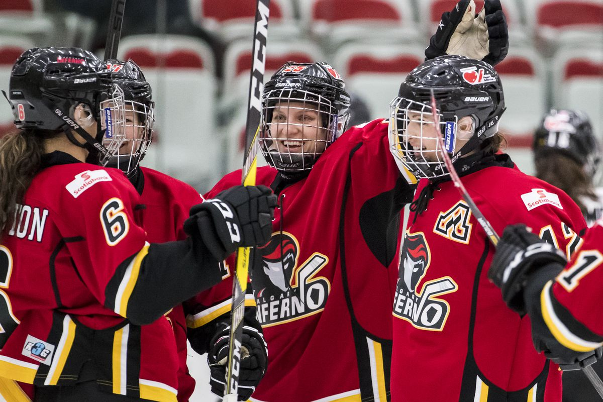 Women's Hockey Wednesday: International Inferno - Pension