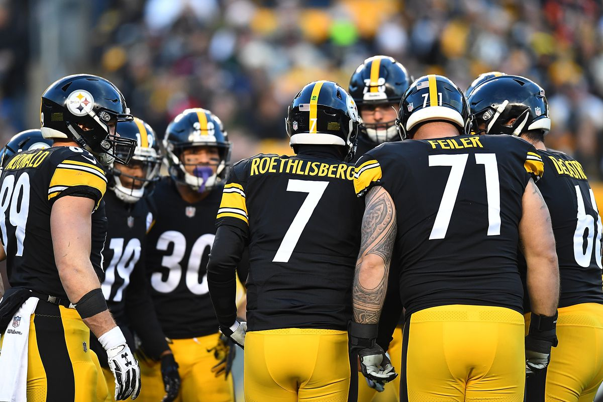 The Pittsburgh Steelers Official 53 Man Roster For The 2019