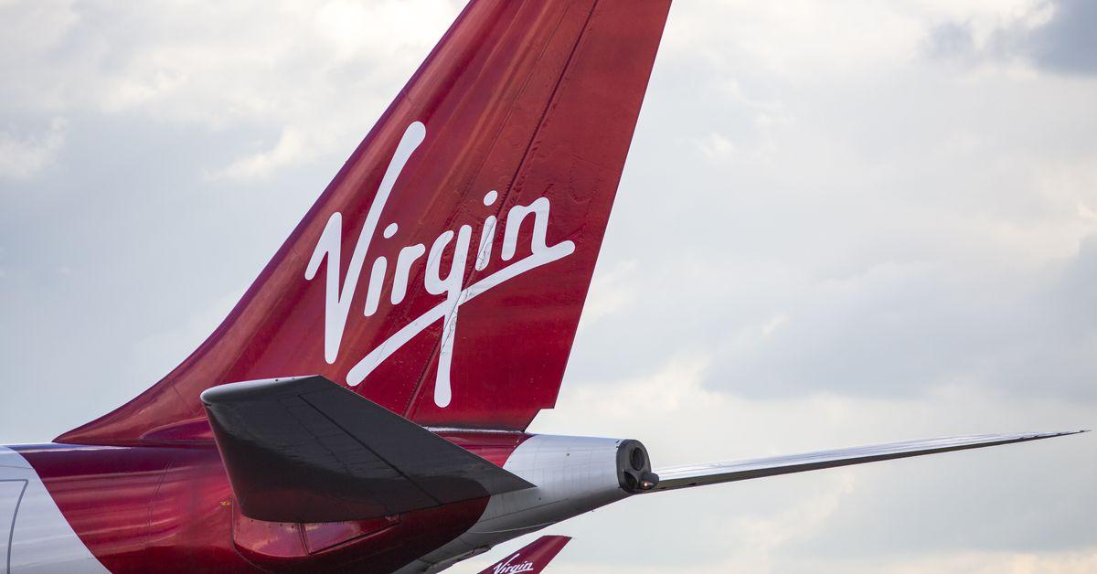 Virgin Atlantic uniform: flight attendants no longer have to