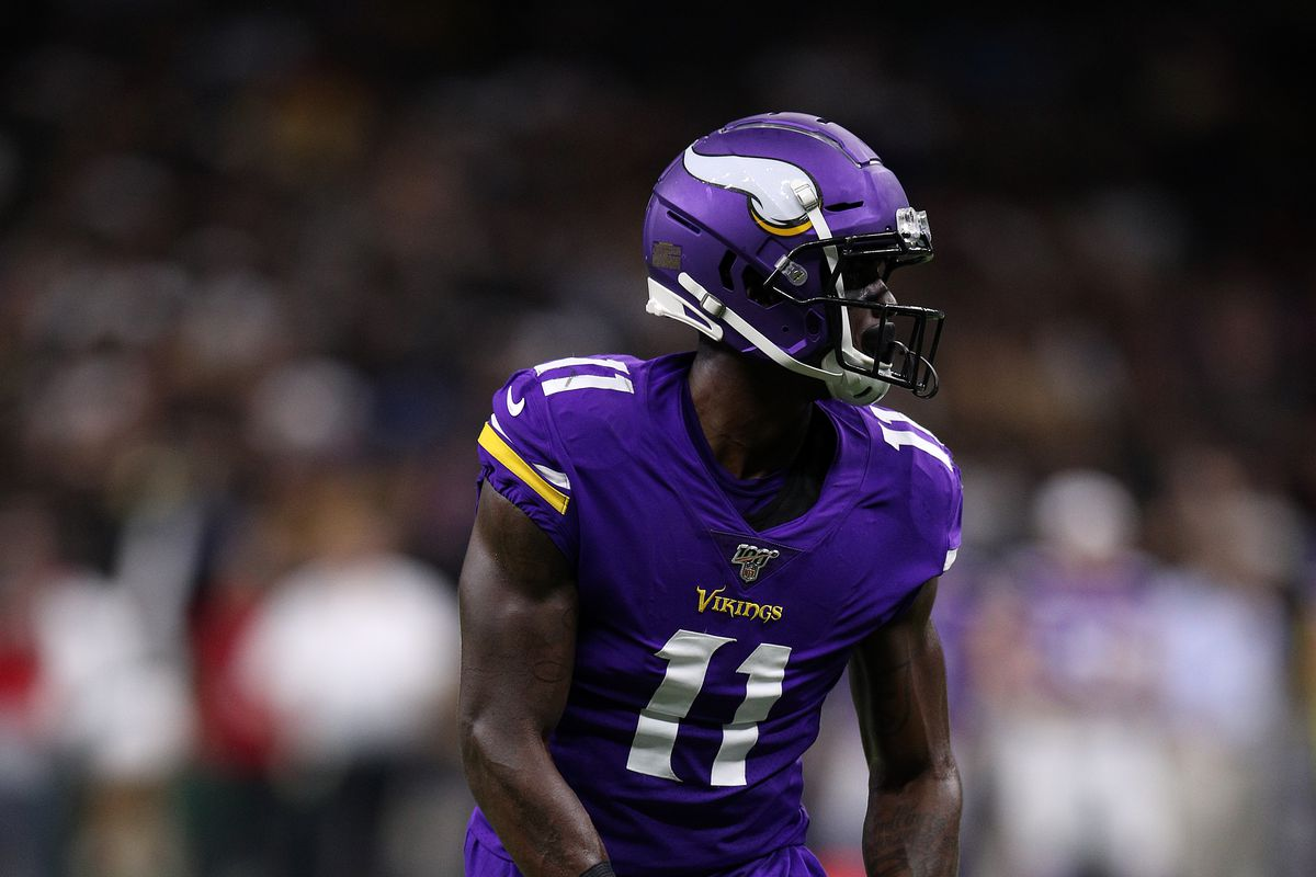 check out 70463 ee62b Vikings officially release WR Laquon Treadwell - Daily Norseman
