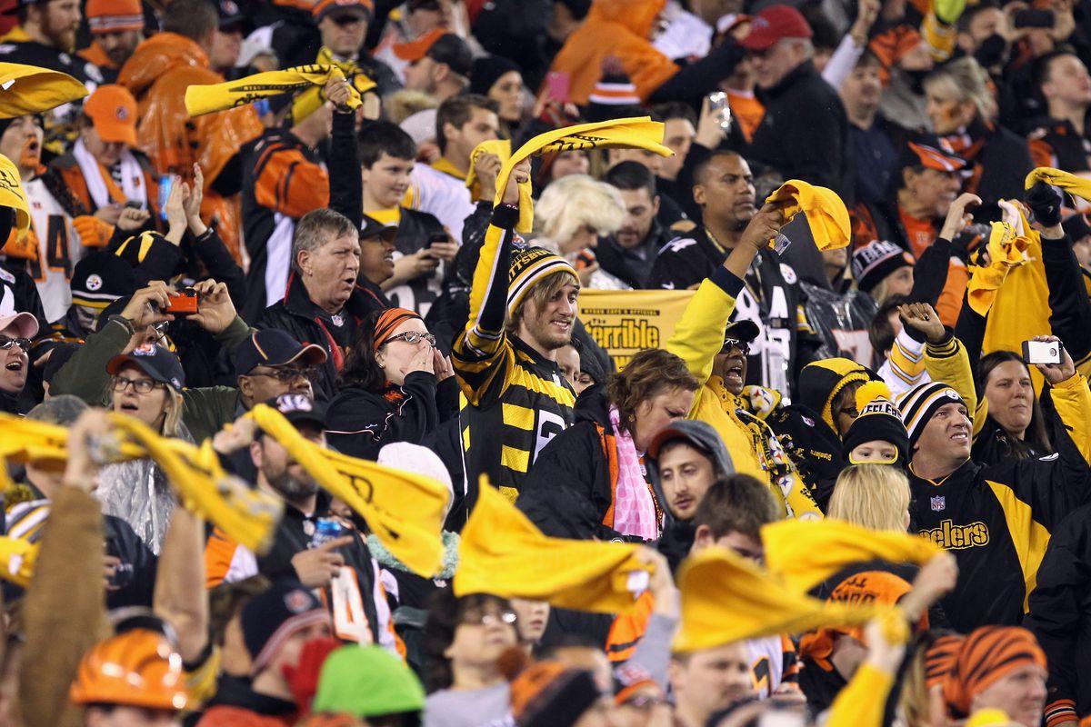 Wild Card Round - Pittsburgh Steelers v Cincinnati Bengals