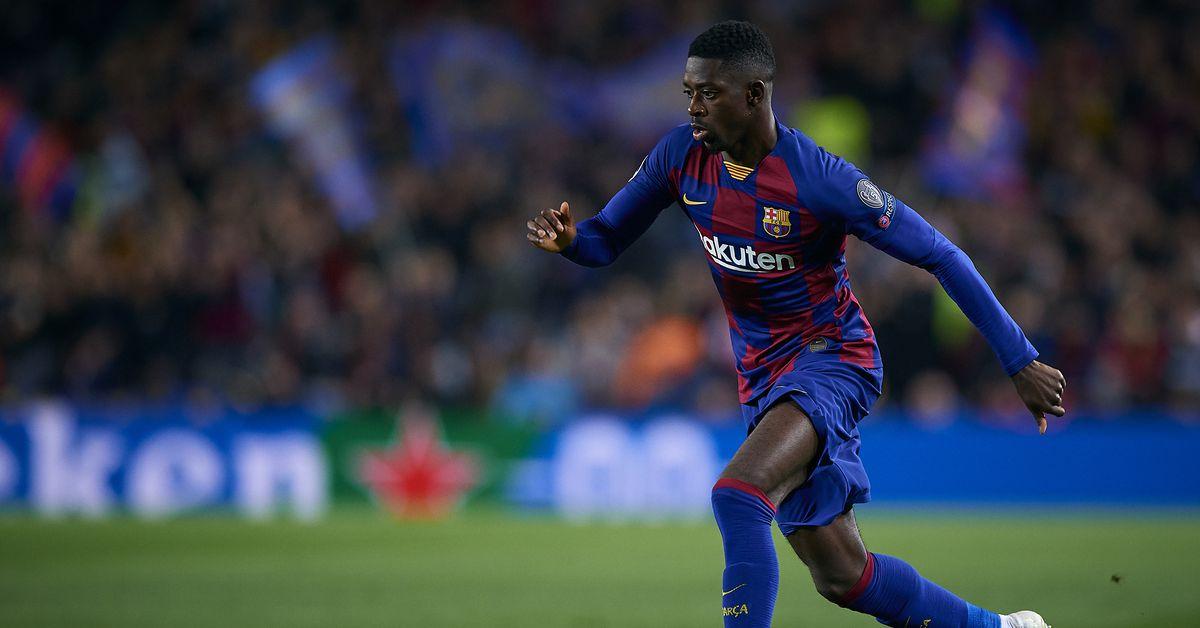 Manchester United in talks with Ousmane Dembélé after Jadon Sancho deal stalls thumbnail