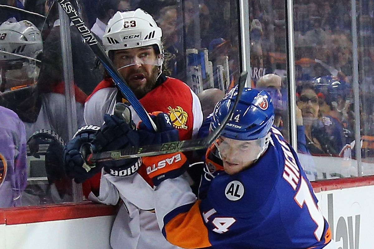 4ca306c2923 Around the  Net  Panthers vs Islanders Updated First Round Playoff Headlines