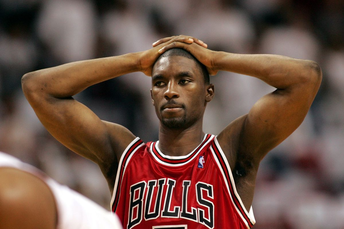 Former Bull Ben Gordon wrote candidly about his suicide attempt and dealing with mental illness in a post at The Players Tribune.