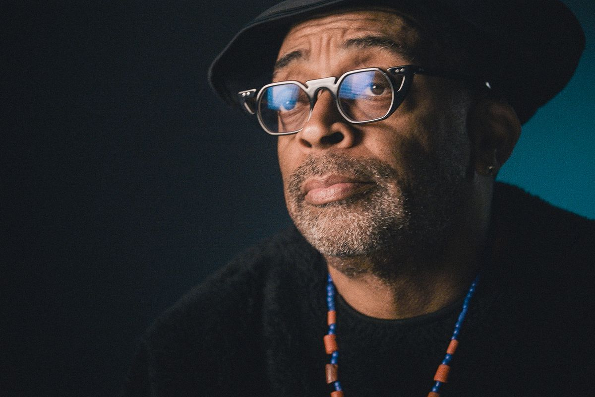 """Spike Lee interviews 200 New Yorkers in his HBO documentary series """"Epicenters."""""""